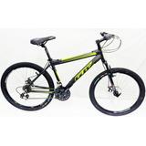 Bicicleta Gw Lince Aluminio Rin 26 Shimano Tipo Moto 21 Vel