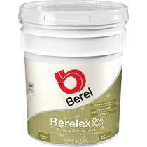 Berel Berelex One Hand Pintura 100% Acrilica 19lt