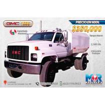 Camion Pipa De Agua Gmc 1996 2500 Gls Usado, Nacional,
