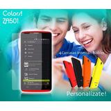 Zonda Za501 Doble Sim 4 Nucleos Rapido Android Economico