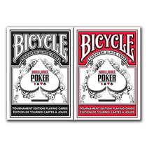 2 Mazos De Cartas Bicycle Serie Mundial De Poker