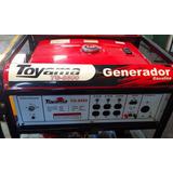 Planta Electrica Toyama De 8.0kw 60amp , 19hp