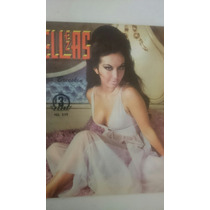 Revista Antigua Bellezas Olga Breeskin 1972