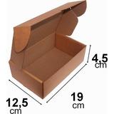 Caixa-papelão-correio-sedex-pac-19x12x4,5-montável C/10unid