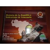 Historia De Venezuela, 8vo Grado, Editorial Romor