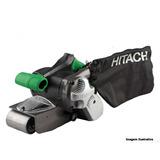 Lixadeira De Cinta Com Coletor De Pó Sb8v2 Hitachi 220v