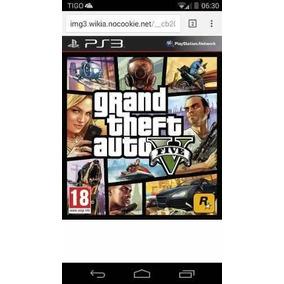 Gta V Grand Theft Auto V Ps3 Digital El Mas Barato