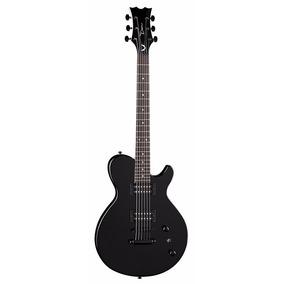 Dean Evo Xm Classic Black Guitarra Electrica Negra