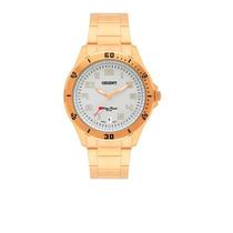Promoção Relógio Orient Mgss1105a Fundo Prateado + Frete