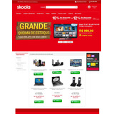 Loja Virtual Tipo Casas Bahia