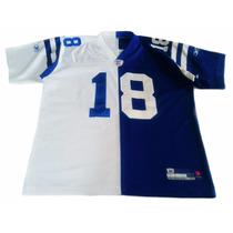 Camiseta Nfl Peyton Manning Indianapolis Colts Talle 50 2xl