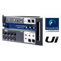 Mesa De Som Digital Soundcraft Ui12! Zero C/nota E Garantia!