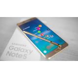 Smartphone Samsung Galaxy Note 5 4g 100% Novo Original