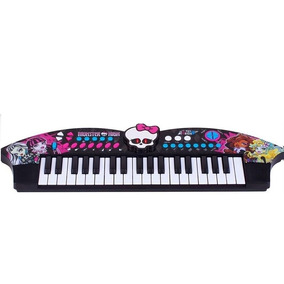 Teclado Infantil Monster High Skull Bat