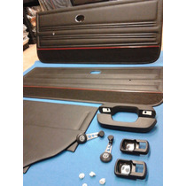 Kit Tapas 2 Puertas Mk1 Caribe/ Atlantic Con Accesorios!!!!
