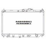 Radiador Honda Accord 1.8/2.0/2.2 90/93rover 620 C/man 90-93