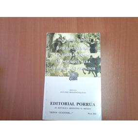 Antología De Alejandro Casona. Flor Leyendas - Sirena Varada