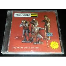 Massacre (cd) Juguetes Para Olvidar (arg) Consultar Stock