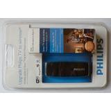Adaptador Wireless Usb P/ Tvs Philips E Pc Windows Pta01 Fg