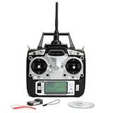 Digital Proporcional Transmisor Rc Goolrc Fs-t6 2,4 Ghz 6 C