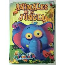 Libro De Tela Almohada De Animales Para Bebés 3 A 24 Meses