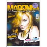 Revista Da Coleção Grandes Astros - Madonna