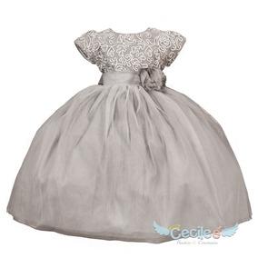 Vestido Hermos De Fiestas Niña Exclusivo Alta Calidad 16-92