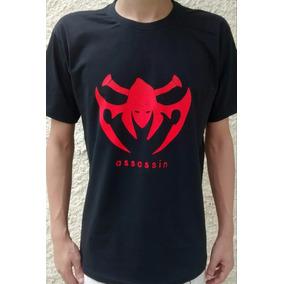 Camiseta Nerd Assassin League Of Legends