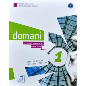 Domani 1. Libro + Dvd. Alma Edizioni