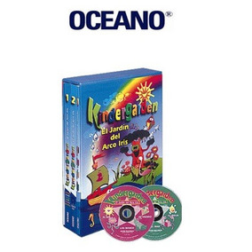 el jardn del arco iris vols oceano