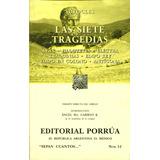 Siete Tragedias, Las - Sofocles / Porrua
