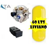 Equipo De Gas Gnc 3ra Generacion 1x60 Lts Carburado