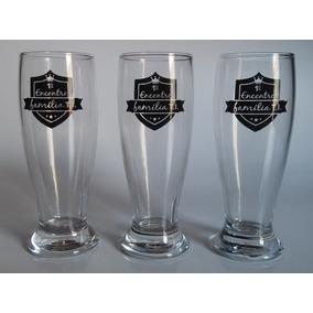 65 Copos De Vidro Para Cerveja E Chopp Personalizados