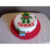 Tortas Decoradas - Sapo Pepe