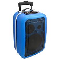 Velikka Bocina Portatil 600w Usb Radio Fm Micro Sd Vkk-18 Az