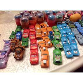 Disney Cars Figuras Tipo Huevo Kinder