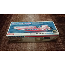 Remate - Kit De Lancha Kyosho Hurricane Radio Control