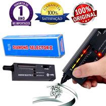 Testador Analisador Diamante Brilhante Selector Ii Original