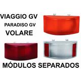 Mod Lanterna Tras Ônibus Volare Viaggio Gv1000 Paradiso Gv