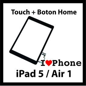 Touch Cristal Con Home Ipad Air 1 / Ipad 5 A1474 A1475 A1476
