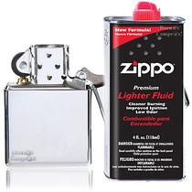Encendedor Zipp Y Combustible