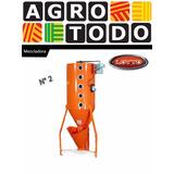 Mezcladora Loyto Nroº2 350kg 1,5hp 2100kg/h