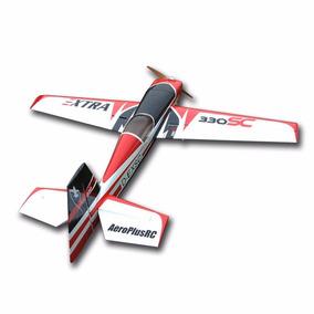 Aeromodelo Aeroplus Extra 330sc 60cc Gasolina Dle Dla Avião