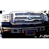 Sobre Grades Ford F250 2007 Aço Inox 304 9 Peças