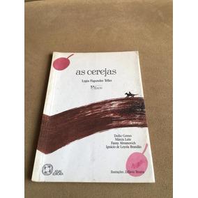 Livro As Cerejas Lygia Fagundes Telles