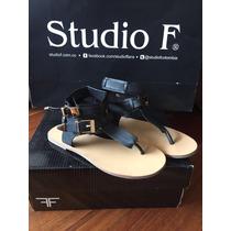 Sandalias Planas Studio F