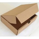 05 Caixa Papelão Auto-montável 16x12x4 Cm * ( R$ 0,39 Cada )