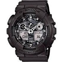 Relógio Casio Masculino G-shock Ga-100cf-8adr - Original