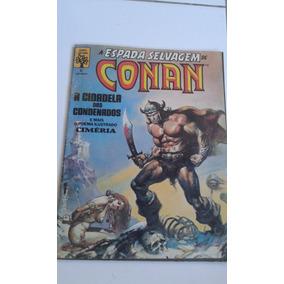 A Espada Selvagem De Conan Nº 2 Bom Estado