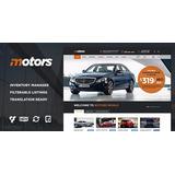Plantilla Wordpress   Premiun   Motors V2.6 - Venta De Autos